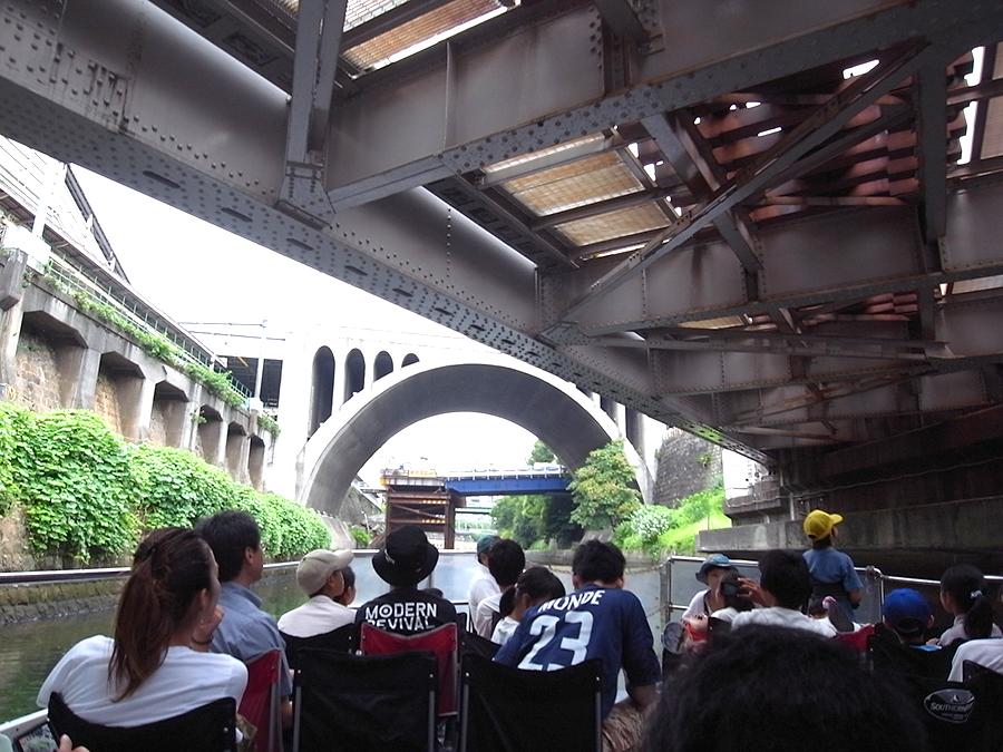 聖橋と地下鉄橋