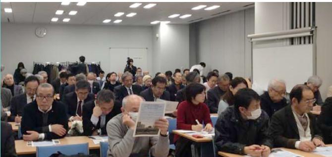 第一回「日本橋の上空に青空を取り戻し、東京の堀と川の再生を考える意見交換会」