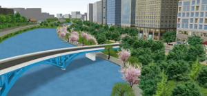 第三回「日本橋の上空に青空を取り戻し、東京の堀と川の再生を考える意見交換会」のイメージ